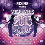 Richiere - Vocal Vibes 19 (2013 Special)