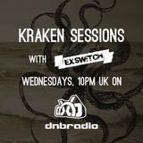 Kraken Sessions 006 on DNBRadio / 3 hour special