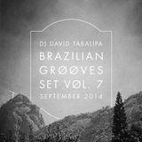 Brazilian Grooves Set Vol. 7 - September 2014