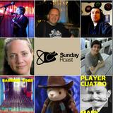 Wandsworth Sunday Roast with Elliot, Guests Melissa Stanton, Dave Hicks, Mark Keegan Harriet Braine