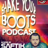 Shake Your Boots Podcast on SpaceFm Ep #6 (Download link in description)