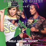 Axelo Official Podcast 017- (Special Guest mix by Amely)
