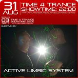 Time4Trance radioshow (Active Limbic System Guestmix)