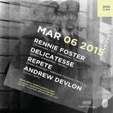 RePete live at ID006 Brooklyn NY March 7th 2015