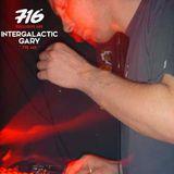 716 Exclusive Mix - Intergalactic Gary : 716 Mix