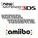 KT Podcast #1 - New Nintendo 3DS & Amiibo.. Amiibos? Amiiboer?