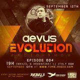 AEVUS - EVOLUTION 004 (Guto Putti - AEVUS) Timb-Radio.com - 12/09/2018