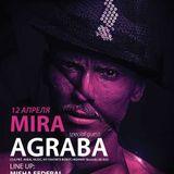 Misha Federal @ Mira :w Agraba Warm Up Live Mix
