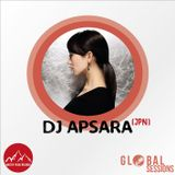 "Master Peaks Records pres. The Global ""Guest Mix"" Session #3 by DJ APSARA (JPN)"