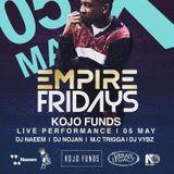 Empire Friday's Promo Mix