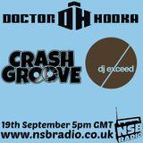 Doctor Hooka's Surgery www.nsbradio.co.uk 19.09.13 DJ Exceed & Crashgroove