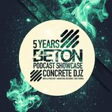 Concrete DJ'z (Luka b2b Bojan Vukmirovic) @ Beton Showcase KC Grad 06.12.2012
