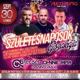 2017.09.30. - RED RING, Jászberény - Saturday