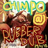 CHIMPO @ RUBBERDUB - 29/11/15