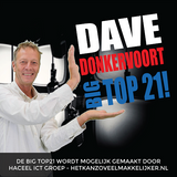 Dave Donkervoort Presenteert Big Top21 Op BigB21FM Za 09.12.2017