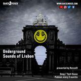 BenzaiD - Underground Sounds of Lisbon Episode 001 (26.06.2019)