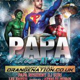 Matt Bogard - PAPA Heroes London - Jan 2016