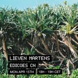 Lieven Martens pres. Ediçoes CN at We Are Various | 15-04-19