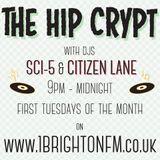 The Hip Crypt August 2015