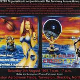 DJ Hype w/ MC's Fats, Fearless & Foxy  - Helter Skelter 'Energy 97' - Northampton - 9.8.97