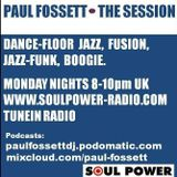Paul Fossett British Jazz for Jazzysad @Jammonite radio