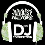 Jimmy Thunder's Junglist Network 2016 DJ Competition mix