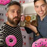 Pokalbiai 360 jkartu su Andrium Zavecku ir Aleksu, viskas apie spurgas ir Donut LAB