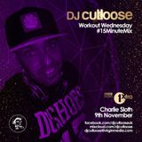 1xtra Wednesday Workout Mix - DJ Cutloose