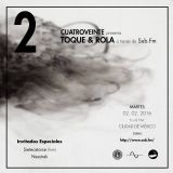 """cuatroveinte """"Toque y Rola"""" @ SubFm (2nd Show Full)"""