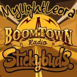 My Light Leora on Radio Boomtown with STICKYBUDS!