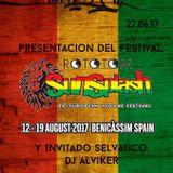 La Selva Radioshow - 27.06.2017: - Rototom Festival 2017 presentation - Alviker