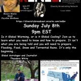 Renee LIVE Welcomes Back Global Astrologer And Journalist Theodore White July 8th 2019