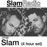 #SlamRadio - 100 - Slam (4 Hour mix)