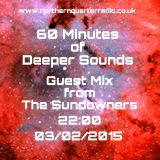 60 Minutes of Deeper Sounds : The Sundowners