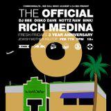 Fresh Fridays (2.7.14) w/ DJ Bee, Disko Dave, B!nk, Nottz Raw & Rich Medina