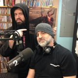 Textbeak and Tim Smith - Live on Erie Effusion 91.1FM WRUW with host Bridget Ginley March 26 2017