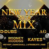 New Year 2018 Mix