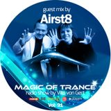 Vito von Gert pres. Magic Of Trance (Guest mix by Airst8)