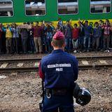 Vostokian Podcast 2: The Migrant/Refugee Crisis