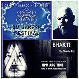 Charlie Pec - Agosto 2016 (Nube radio - OM Ganesh  Festival )