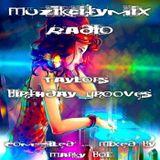 Marky Boi - Muzikcitymix Radio - Taylors Birthday Grooves
