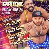 Furball NYC: Pride 2016 DJ Jack Chang Pride Preview Mix!