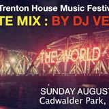 2nd Annual Trenton House Music Festival TRIBUTE MIX : BY VENUS7