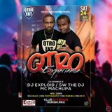 KLUB O-TOUCH #QTROEXPERIENCE [PART 2]  ( REGGAE ) - DJ EXPLOID x SW THE DJ x MC MACHUPA