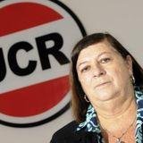 Diputada M. Luisa Storani UCR en MCV 07.12.2013