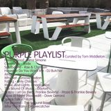 Purple Playlist - Spring 2014 curated by Tom Middleton