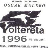 OSCAR MULERO - Live @ Voltereta Club, Alcorcon - Madrid (1996) Cassette INEDITO : Riped; Rafa Vargas