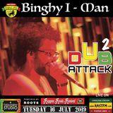 Dub Attack 2 with Binghy iman pon di control