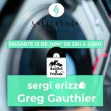 Soulful & Friends (June 15th, 2019) - sergi erizzo & Greg Gauthier