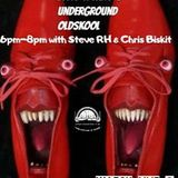 Ste RH & Biskit - Live on Fantasy FM - 23-06-18 [old skool techno & acid]